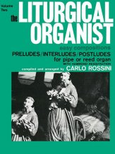 Liturgical Organist Vol 2, The