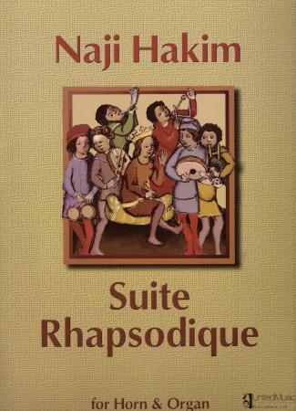 SUITE RHAPSODIQUE (HN/ORGAN)