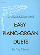 Easy Piano-Organ Duets For The Church