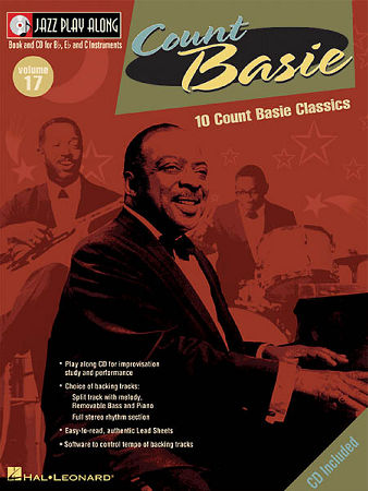 Jazz Play Along V017 Count Basie