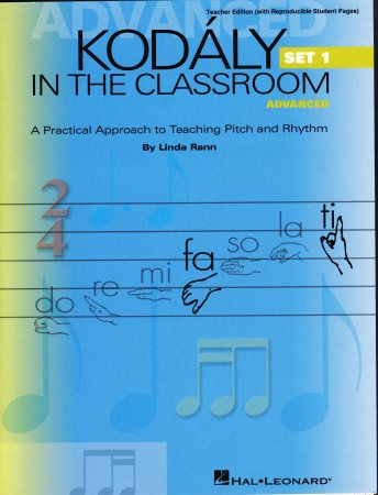 KODALY IN THE CLASSROOM - ADVANCED SET 1