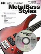 Metal Bass Styles (Bk/Cd)