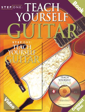 teach yourself guitar w video cd sheet music sku 14031506 stanton 39 s sheet music. Black Bedroom Furniture Sets. Home Design Ideas