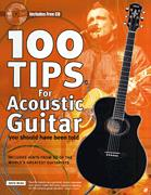 100 Tips For Acoustic Guitar You (Bk/Cd)