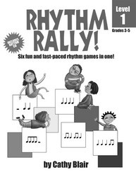 RHYTHM RALLY LEV 1