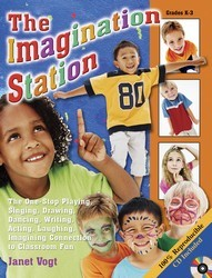 IMAGINATION STATION, THE (BK/CD)