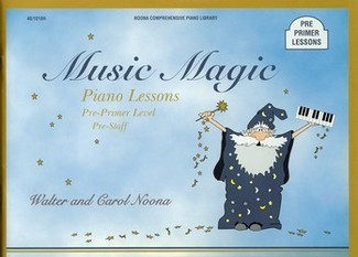 Music Magic Pre-Primer Lessons