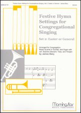 FESTIVE HYMN SETTINGS/CONG SINGING SET 2