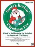 Santa's Rockin Christmas Eve