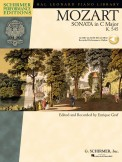 Sonata In C Major K 545 (Bk/Cd)