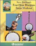 Four Hour Bluegrass Banjo Workout