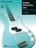 Building Walking Bass Lines (Bk/Cd)