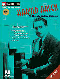 Jazz Play Along V018 Harold Arlen