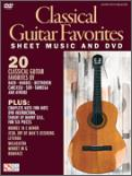 Classical Guitar Favorites (Bk/Dvd)