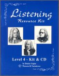 Listening Resource Kit Lev 4 (Kit/Cd)