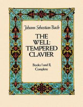 Well-Tempered Clavier Books 1 And 2
