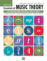 Essentials of Music Theory-Act Kit #3