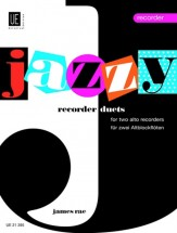 Jazzy Recorder Duets
