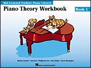 Piano Theory Workbook Bk 1