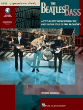 The Beatles Bass (Bk/Cd)