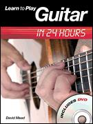 Learn To Play Guitar In 24 Hours (Bk/Cd)