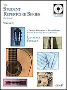 Student Repertoire Series Vol 1 (Bk/Cd)