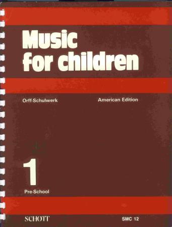 MUSIC FOR CHILDREN VOL 1