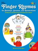 FINGER RHYMES (BK/CD)