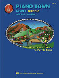 Piano Town Technic Lev 1