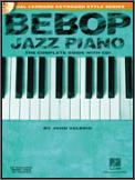 Bebop Jazz Piano (Bk/Cd)