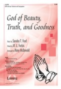 God of Beauty Truth and Goodness