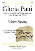 Gloria Patri (Fr Domine Ad Adjuvandum)
