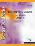 Resumption March