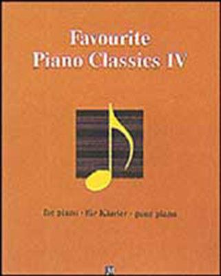Favourite piano classics iv sheet music sku 800278 for Piano house classics