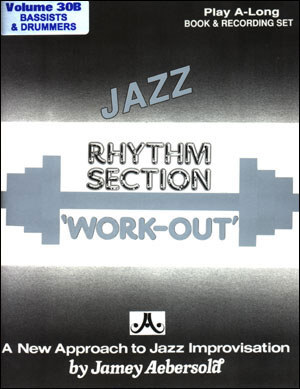Rhythm Section Work-Out-Vol 30b