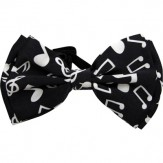 Bow Tie: Notes and Clefs