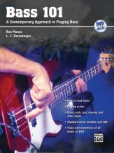 Bass 101 Contemporary Approach (Bk/Dvd)