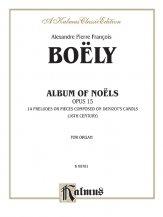 ALBUM OF NOELS OP 15