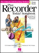 Play Recorder Today Songbook (Bk/Cd)