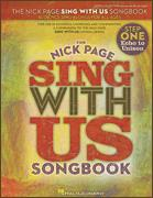SING WITH US SONGBOOK
