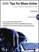 100 Tips For Blues Guitar You (Bk/Cd)