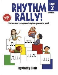 Rhythm Rally Lev 2