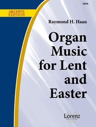 Organ Music for Lent and Easter