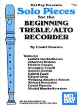 Solo Pieces For The Beginning Treble/Al