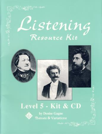 Listening Resource Kit Lev 5 (Kit/Cd)