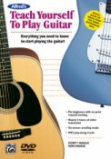 Teach Yourself To Play Guitar (Bk/Dvd)