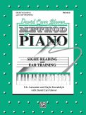 Sight Reading & Ear Training Primer Lev