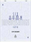 Six Hymn Improvisations Set 8