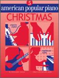 American Popular Piano Christmas Lev. 5