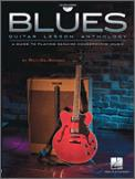 Blues Guitar Lesson Anthology (Bk/Cd)